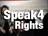 Event: Speak4Rights with JuliusGrey