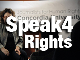 Event: Speak4Rights with Julius Grey