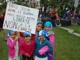 Thousands protest charter of values inMontreal