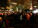Eighth annual march & vigil for justice for missing & murdered Aboriginal women of Canada