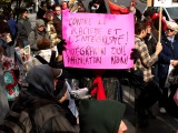 Protests against Quebec Charter continue in Montreal