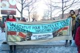 Photos: Anti-colonialism demonstration